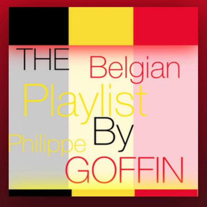 The Belgian Playlist by Philippe Goffin